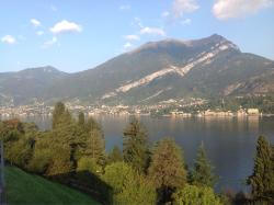 Best views on Lake Como