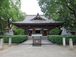 ‪Wakamiya Hachimansha Shrine‬