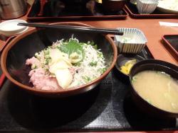 Shiki Shokuraku Sanjiya Caretta Shiodome