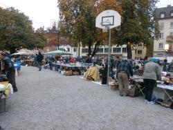 Flohmarkt Kanzlei Zurich