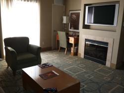 Living room and balconoy door