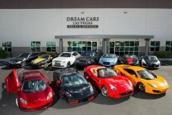 Dream Cars Las Vegas