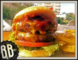 Double Burger 320g