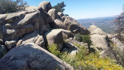 Granite Mountain Trail 261