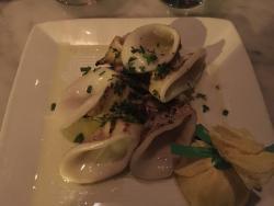 Marinated & Grilled Calamari--Barolo Restorante--Seattle, WA