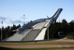 Museu do Esqui Holmenkollen e Rampa de Salto de Esqui