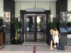 The Bandara Suites Silom best Hotel ever visited in Bangkok.