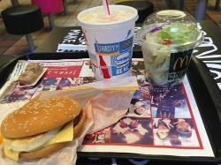 McDonald's Chikatetsu Tanimachi 4-chome