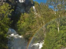 Cascade du Nant Debout