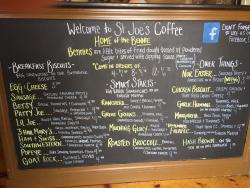 St Joe's Coffee