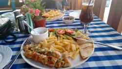 Traditional Cyprus Tavern Protaras