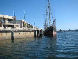 Port Adelaide Docks
