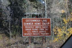Cottonwood Lake