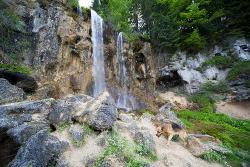 Cascada Pisoaia