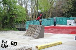 Cardiff ski and snowboard centre