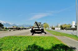 Sammlung Historischer Panzer der Armee
