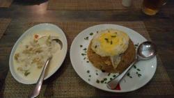 Ema Datshi & Fried Rice