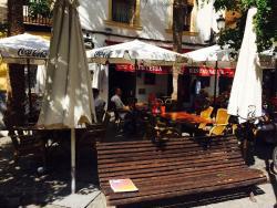 Restaurante Terraza Giardinos