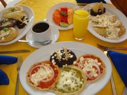 Restaurante Marejada del Hotel Suites Mediterraneo Veracruz