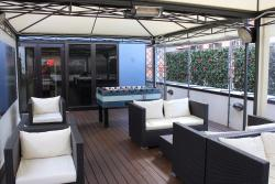 Roof top sofas