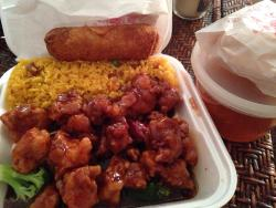 No 1 Chinese Take Out