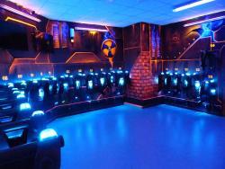 Laser Game Brest