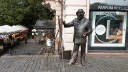 Ignatiy Roshkovych Monument