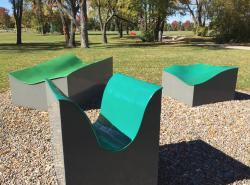 Griffiss International Sculpture Garden and Nature Trail