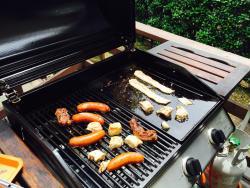 Hakone Barbecue Terrace Wimpy