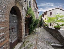 borgo medioevale di Contigliano alta