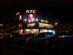 KFC Jam Besar