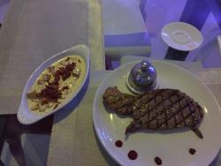 Roust Steak House