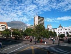 Plaza de Nariño