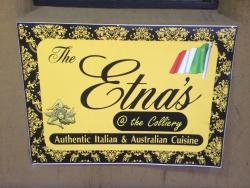 The Etna @The Colliery Inn Wallsend