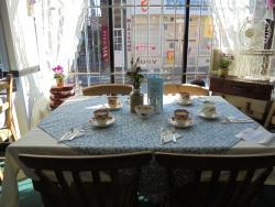 The Bluebell Tea Room