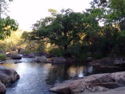 Cachoeira do Meirelles e Boqueirao