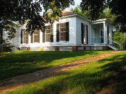 L. Q.C. Lamar house Museum