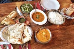 Cafe Zafran Indisches Restaurant