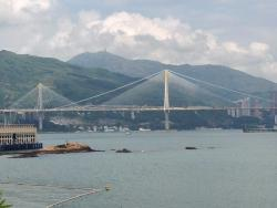 ‪Tsing Ma Bridge‬
