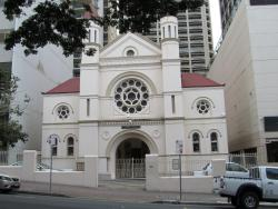 ‪Brisbane Synagogue‬