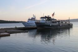 Grand Portage Isle Royale Transportation Lines