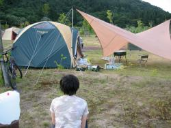 Shirakawa Dam Kohan Auto Camping Ground