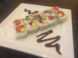 Sushi Ponta Negra Unidade Franceses