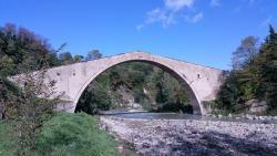 Ponte Alidosi (ponte rinascimentale a Schiena d'Asino)