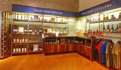 Hood River Distillers Tasting Room