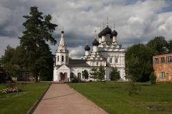 Holy Trinity Aleksandr Nevskiy Monastery