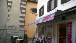 Bar Gelateria Pink Moment