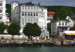Strandcafe & Restaurant Sassnitz