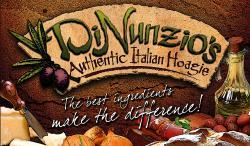 DiNunzio's Authentic Italian Hoagie