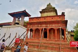 Stone Vishnu Mandir Temple